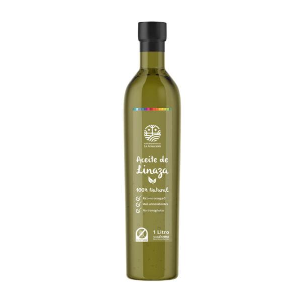 Producto - Aceite de Linaza 1Litro