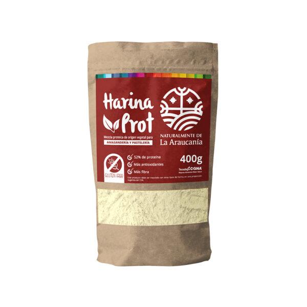 Producto - Harina Prot - Amasandería y Pastelería 400g