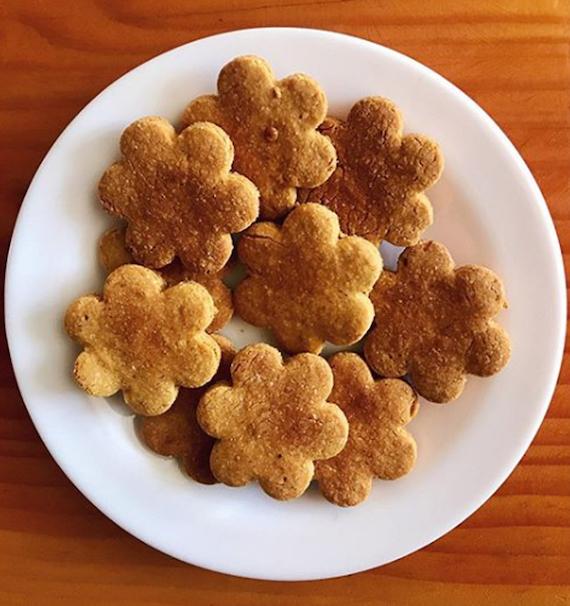 blog galletas proteicas limón